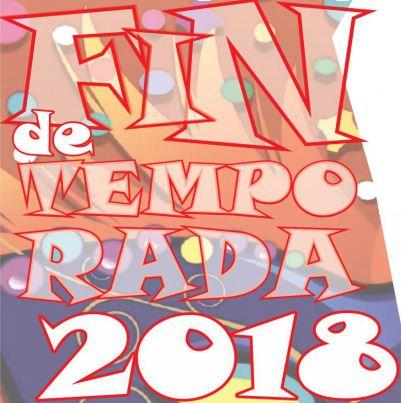 GRAN FIESTA DE FIN DE TEMPORADA DE VERANO 2017/2018
