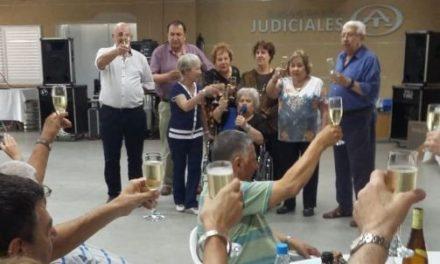 SE REALIZÓ LA FIESTA DE JUBILADOS JUDICIALES