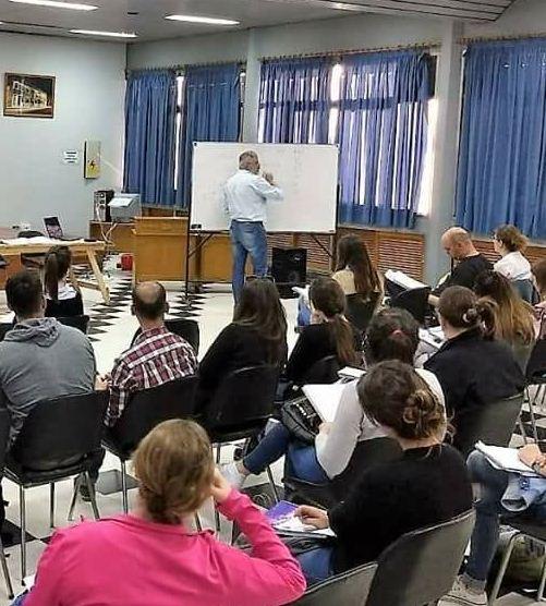 FINALIZÓ EL CURSO DE REPASO DE ORTOGRAFÍA PARA ASPIRANTES A INGRESAR AL PODER JUDICIAL