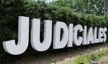 EMOTIVO FESTEJO DE LOS JUDICIALES SANTAFESINOS
