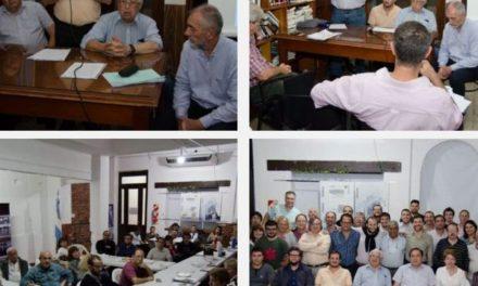 Reunión de Comisión Directiva y Asamblea General Ordinaria de Memoria y Balance