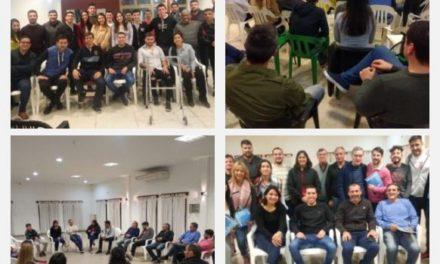 NUEVO ENCUENTRO DE JÓVENES JUDICIALES EN VERA Y RECONQUISTA