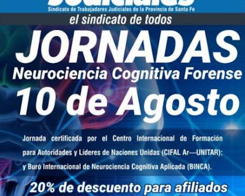 JORNADAS DE NEUROCIENCIA COGNITIVA FORENSE