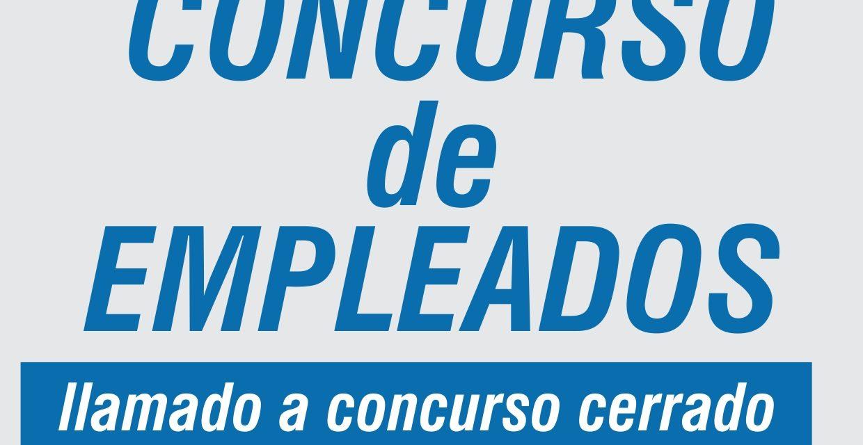 CONCURSOS DE EMPLEADOS