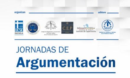 JORNADAS DE ARGUMENTACIÓN