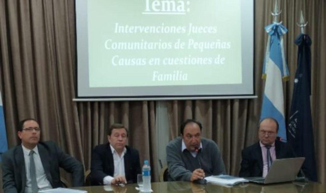 SE REALIZARÁ EN RECONQUISTA EL TALLER DE FAMILIA Y CERTIFICACIONES