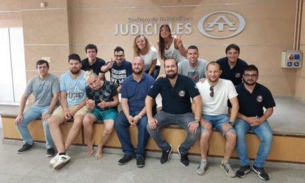 ÚLTIMO ENCUENTRO DE JÓVENES JUDICIALES DEL 2019