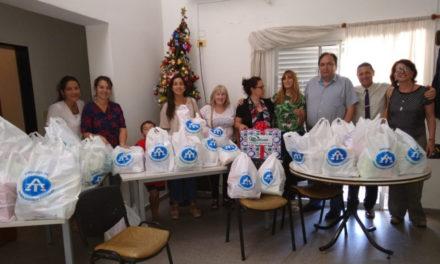 SE ENTREGARON LAS DONACIONES PARA LAS MAMÁS DEL HOSPITAL DE NIÑOS