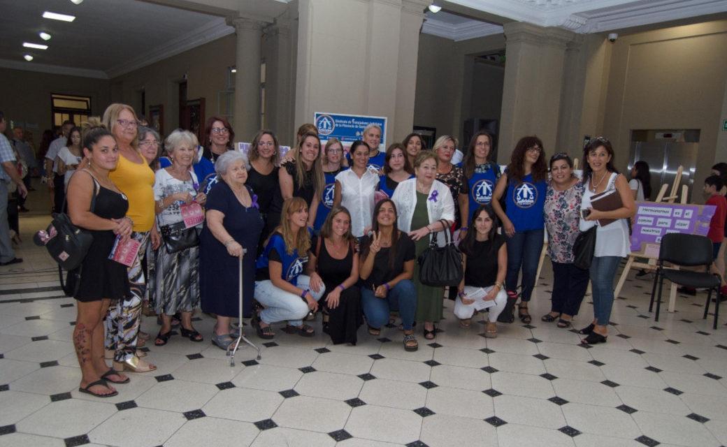 """Conmemoración del """"Día Internacional de la Mujer Trabajadora"""" por las y los Judiciales"""