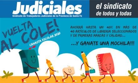 GANADORES DE LAS MOCHILAS POR LA COMPRA DE LA CANASTA ESCOLAR