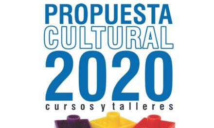 QUEDATE EN CASA: PROPUESTA CULTURAL 2020