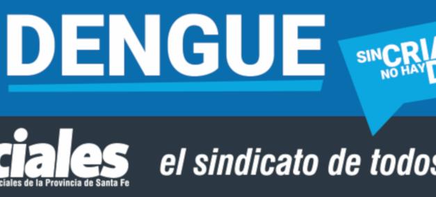EL DENGUE: SIN AGUA NO HAY CRIADEROS. SIN CRIADEROS NO HAY MOSQUITOS. SIN MOSQUITOS NO HAY DENGUE