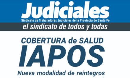 COBERTURA DE SALUD DE IAPOS