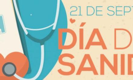 ¡GRACIAS A TODAS Y TODOS LOS PROFESIONALES SANITARIOS Y ASISTENCIALES!