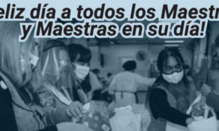 11 DE SEPTIEMBRE: DÍA DEL MAESTRO Y MAESTRA