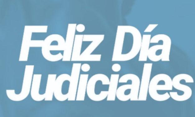 16 DE NOVIEMBRE: DÍA DEL TRABAJADOR Y TRABAJADORA JUDICIAL