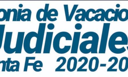COLONIA DE VACACIONES EN SANTA FE