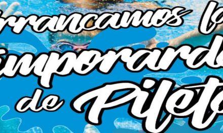 CLUB DE CAMPO SANTA FE: ¡ARRANCAMOS LA TEMPORADA DE PILETA!