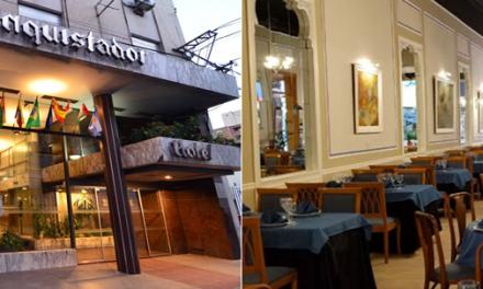 NUEVO CONVENIO PARA AFILIADOS: HOTEL CONQUISTADOR Y RESTAURANT ESPAÑA